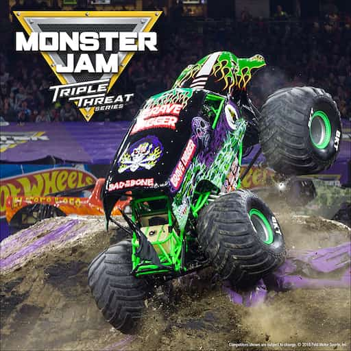 About Monster Truck Show